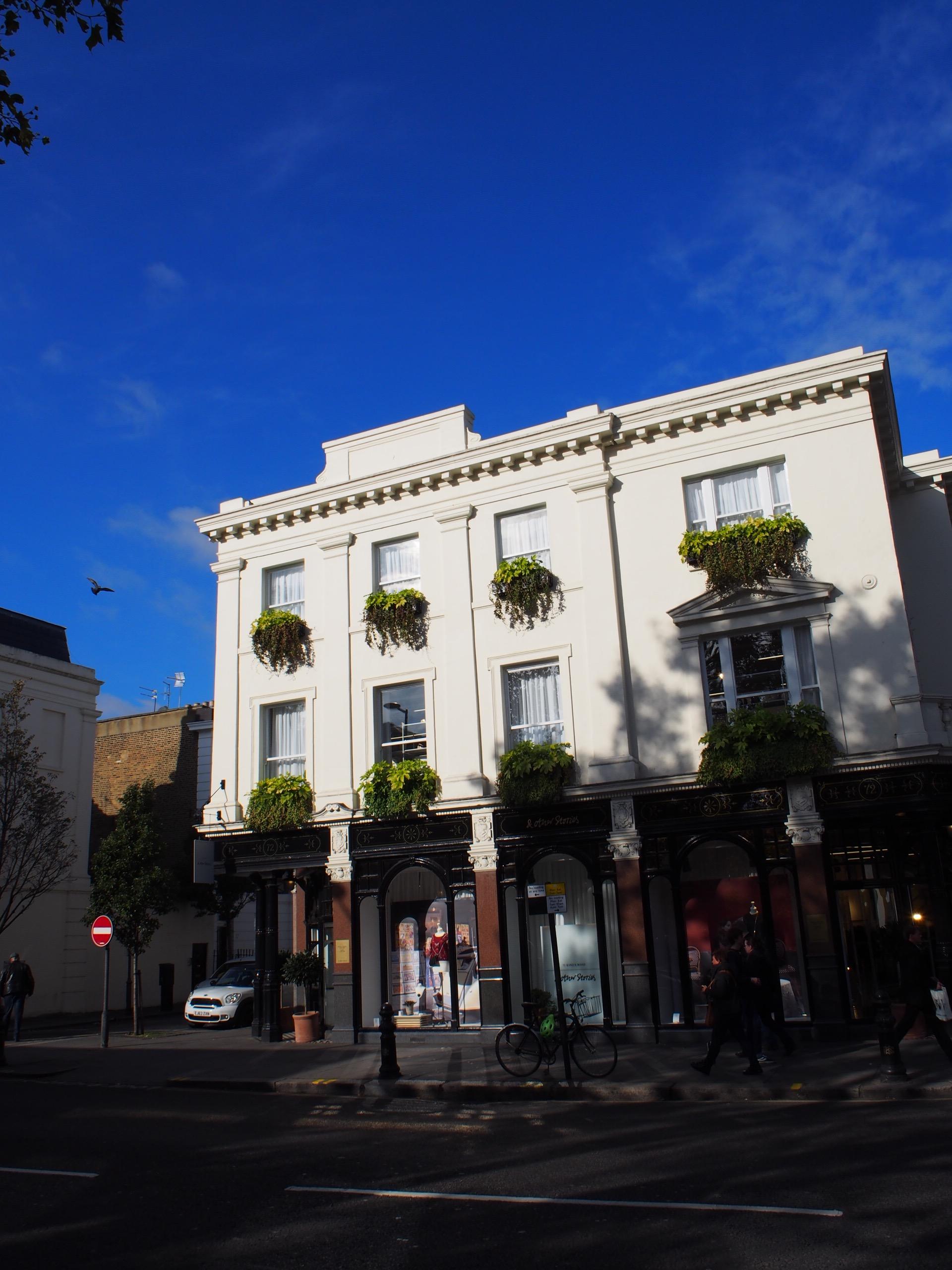 Sloane Square prettiness