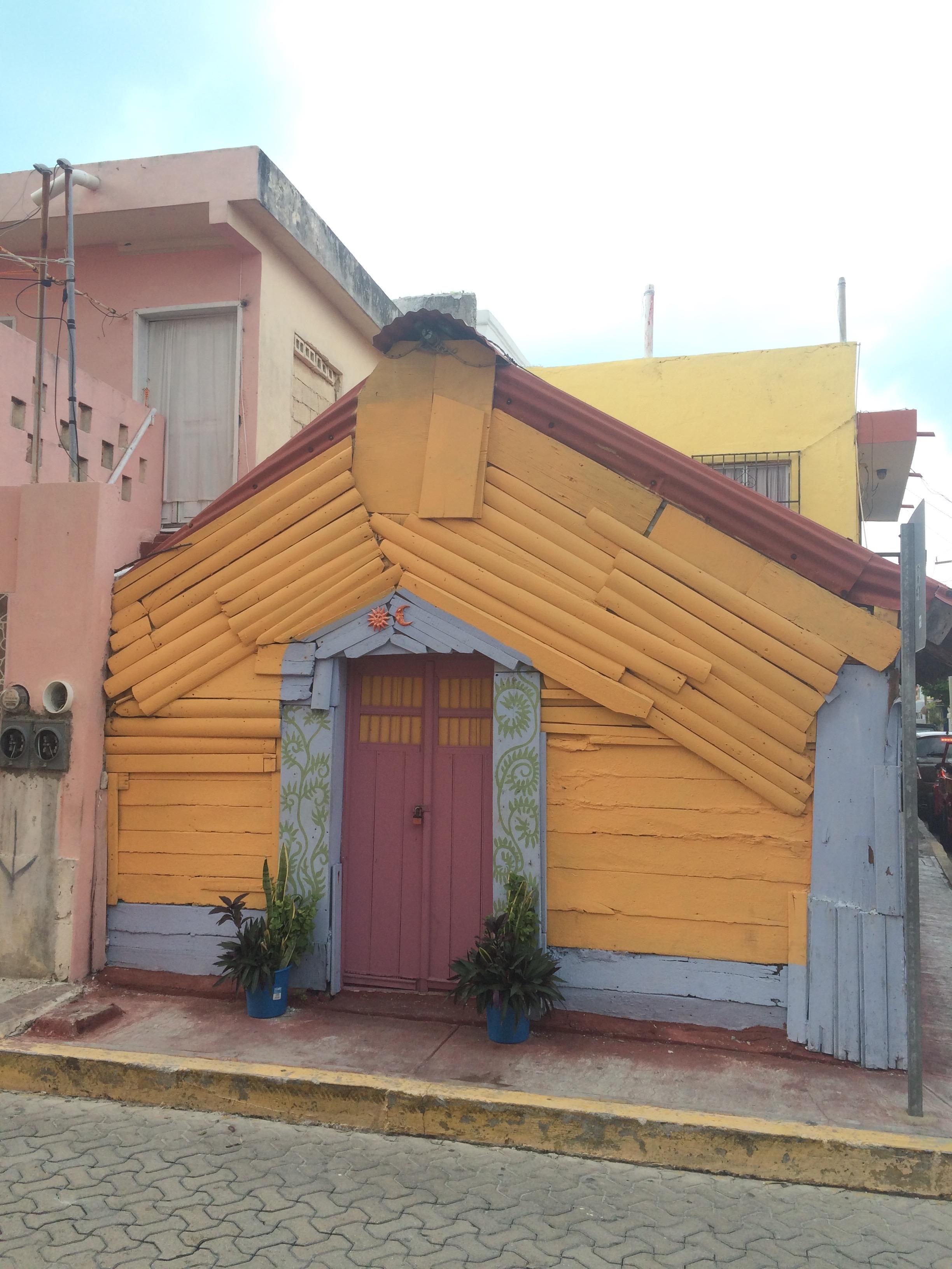 Cute house on Isla Mujeres
