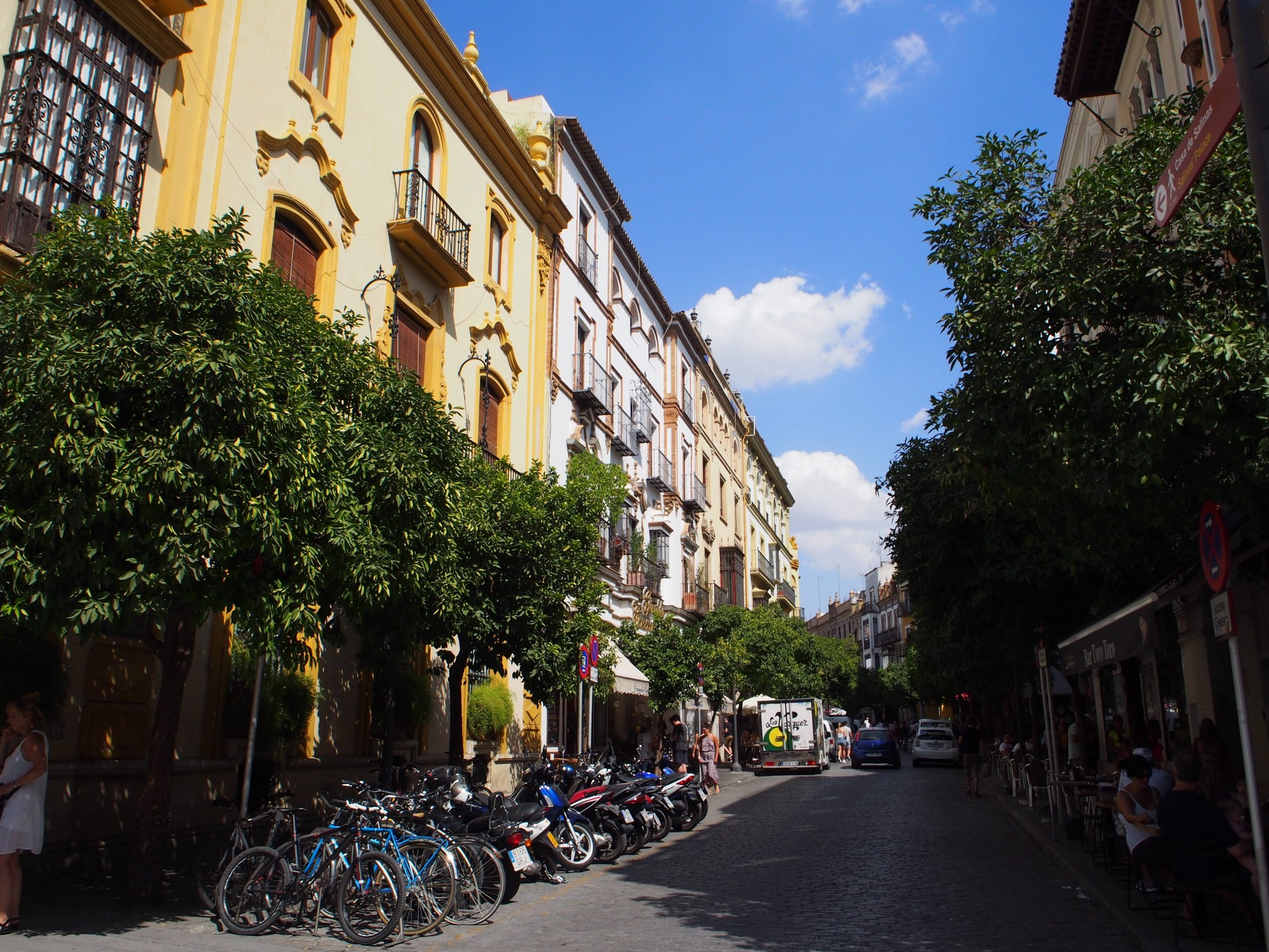 Sunny Sevilla