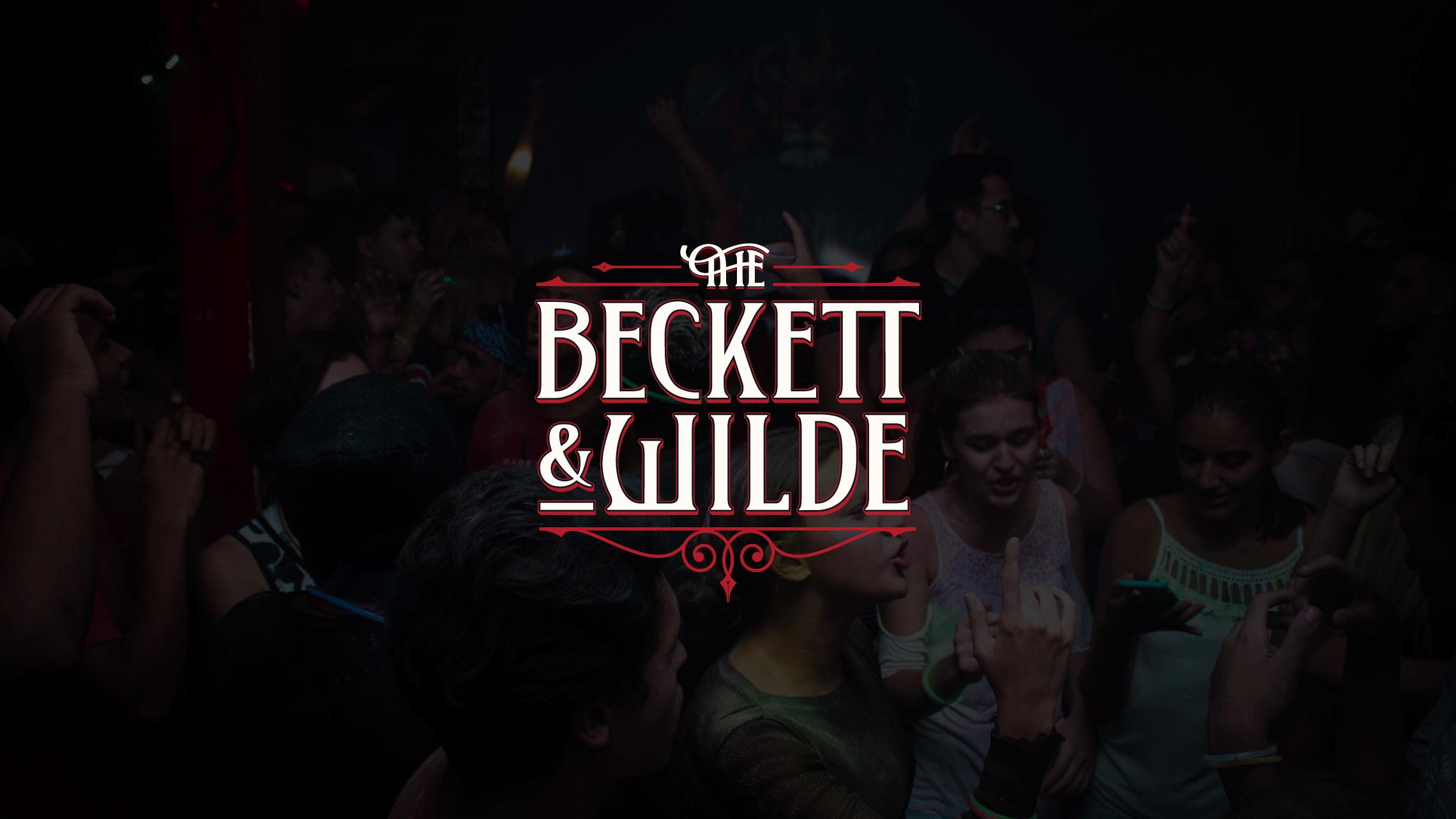 The Beckett & Wilde Pub
