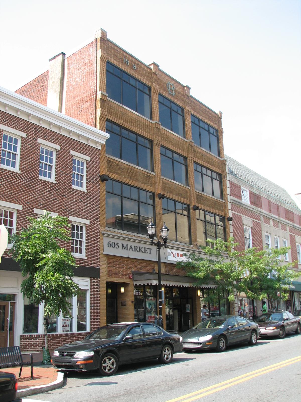 605 N. Market Street Wilmington, DE
