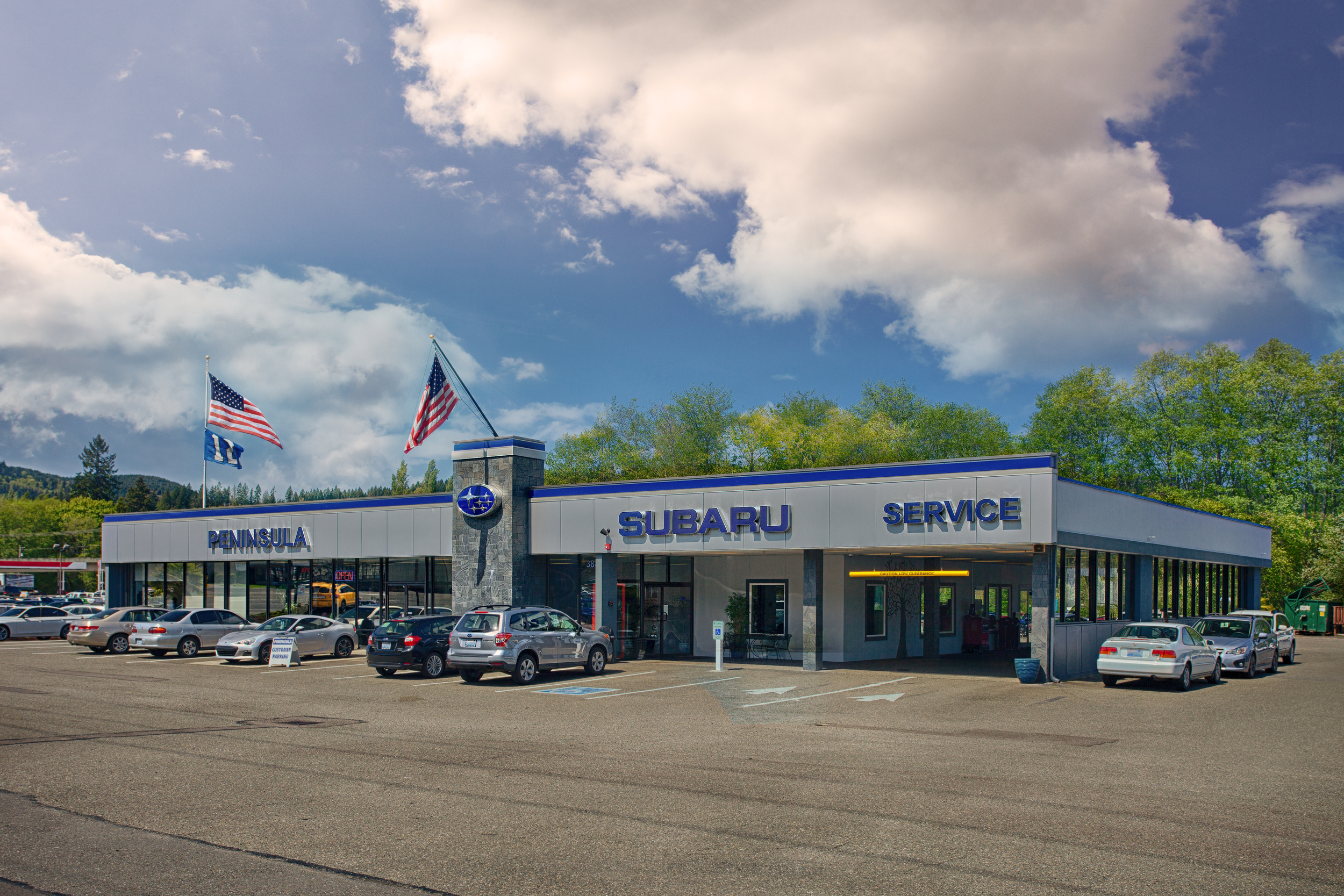 Peninsula Subaru - Bremerton, WA