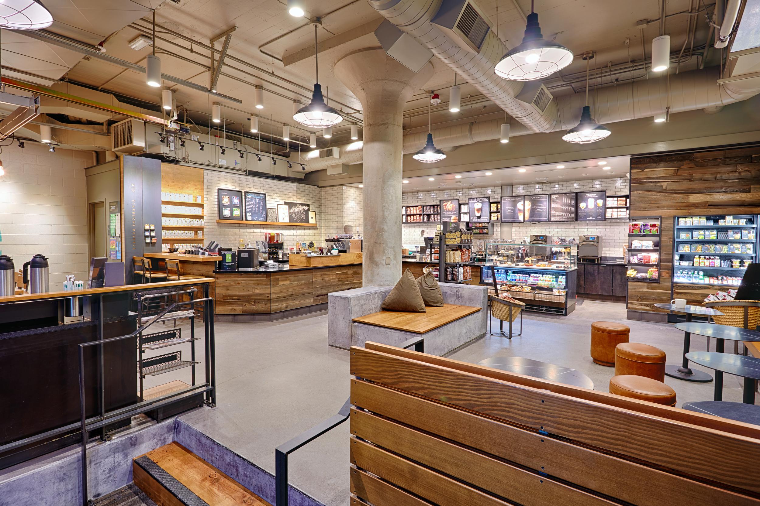Starbucks - Zulily HQ, Seattle, WA