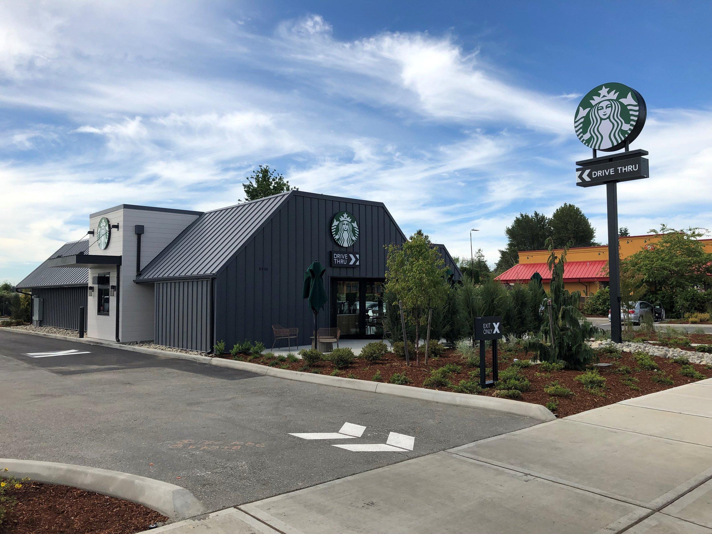 Starbucks - Tacoma, WA