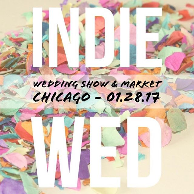 Join us for @indiewed 2017! All the vendors you need to make a unique and unforgettable wedding in one location!! . . #weddingshow #bridalshow #indiewed #weddingdressdesigner #fashiondesigner #customwedding #customweddingdress
