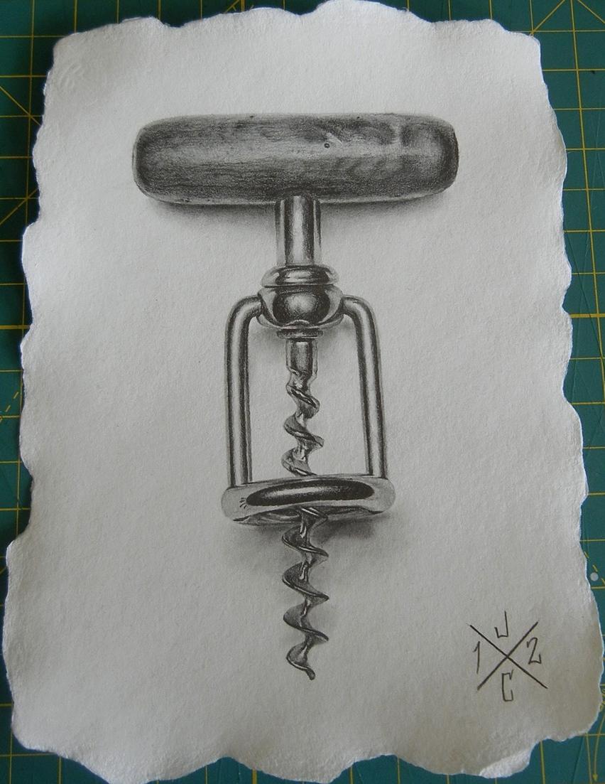 Corkscrew #1