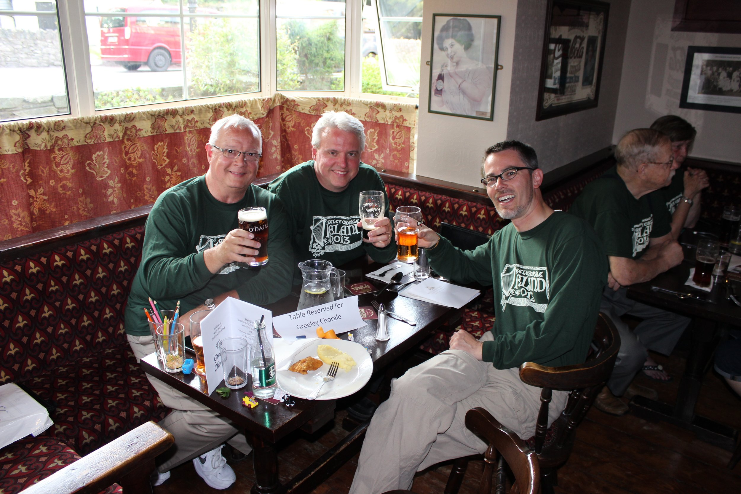 Ireland Tour Memory II