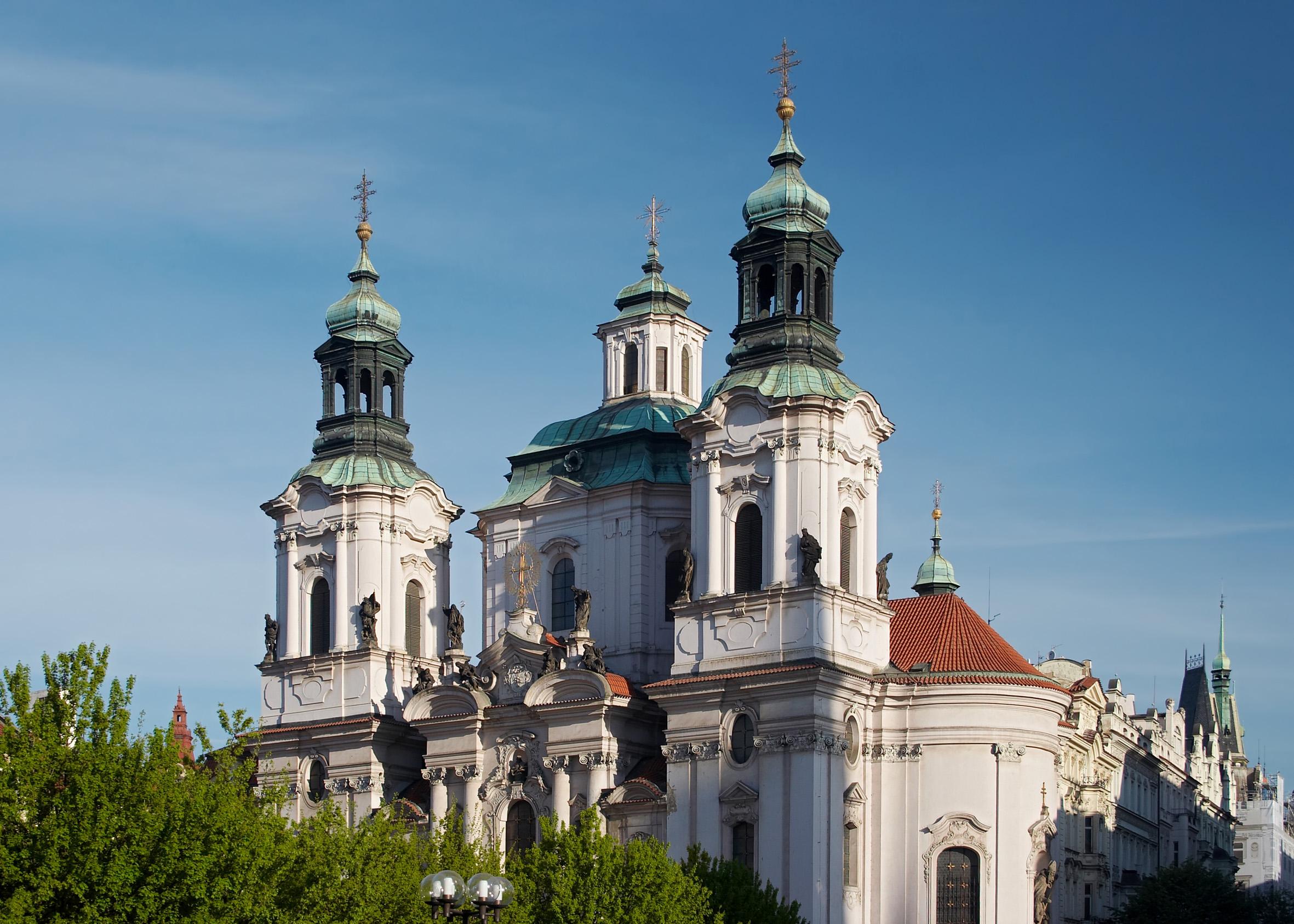 SiNG iN PRAGUE: St. Nicholas Church