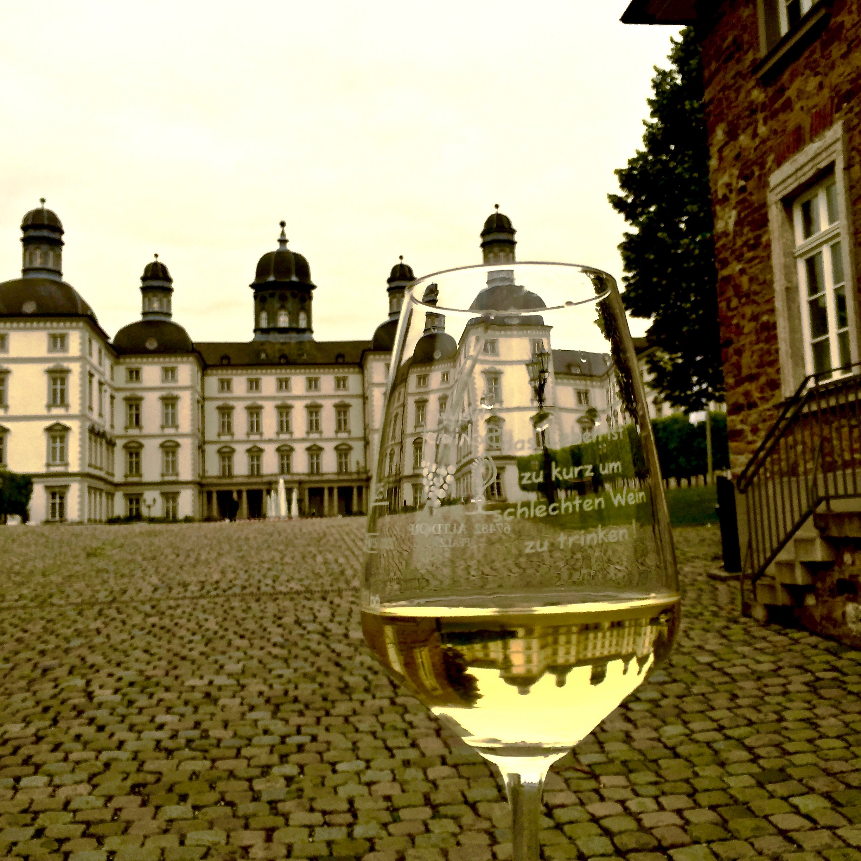 Cheers from Schloss Bensberg, Restaurant Vendome