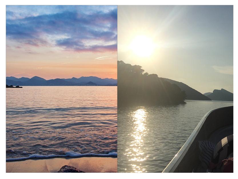 Left: France Right: Croatia