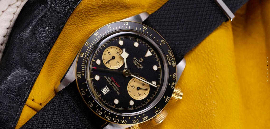 Tudor-Black-Bay-Cronograph-Streel