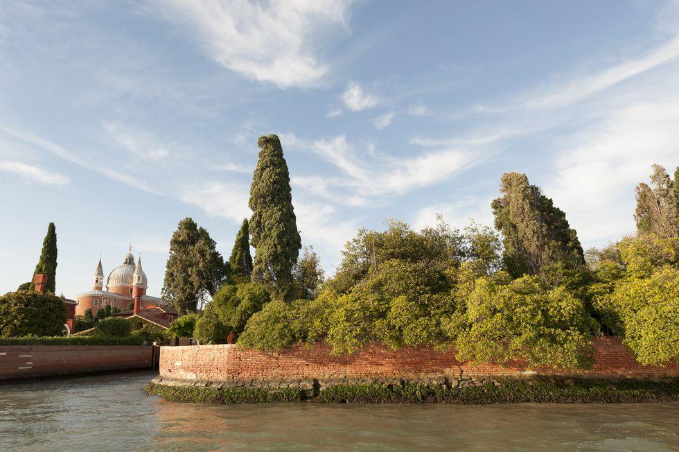 The Venetian island of Giudecca