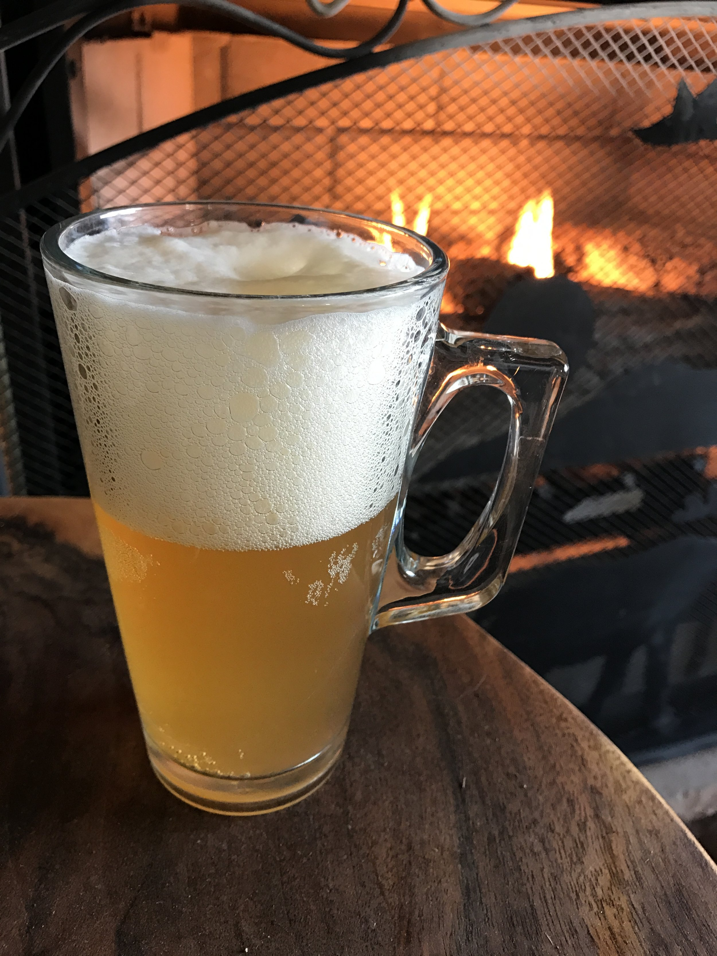 Relaxing Chamomile Ale....
