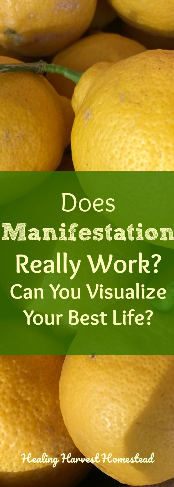 How much control do you really have over your life? Find out how your thoughts affect the outcomes in your life. Find out how prayer affects outcomes in your life, too! And emotions? How do emotions affect your life? Does manifestation work? Find out how to take steps to manifest outcomes in your life.