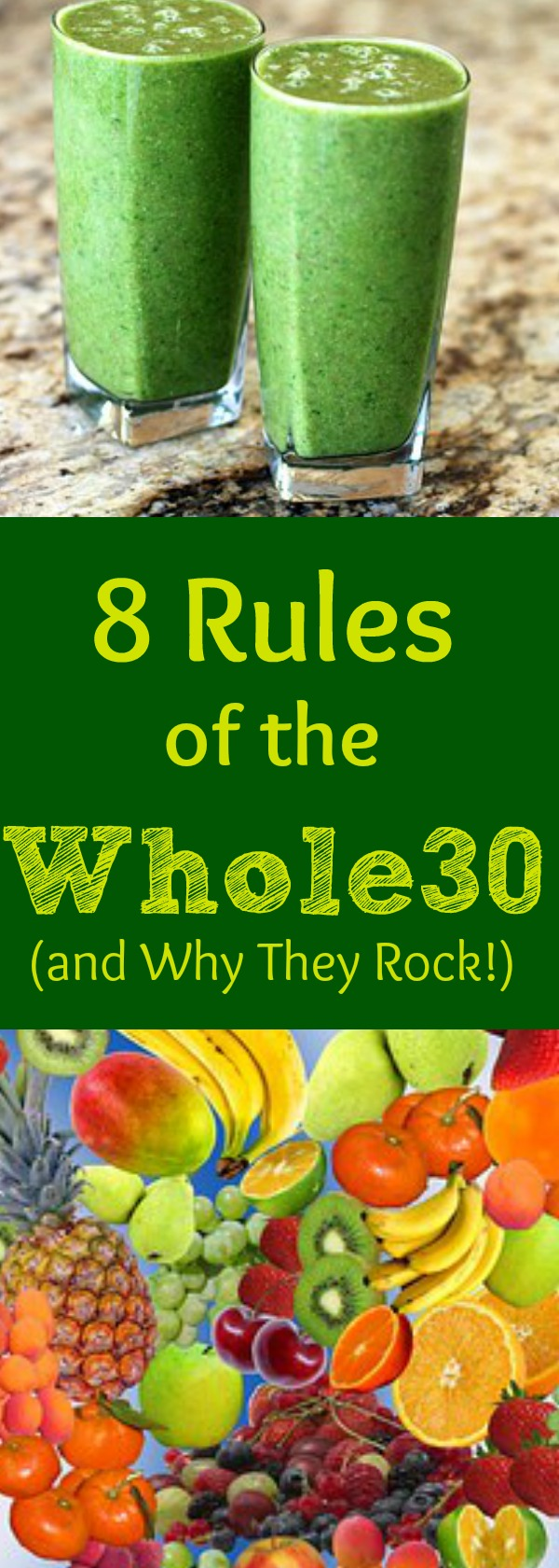 GET HEALTHY IN JUST 30 DAYS! The Whole30 is a complete psychological reset around your eating patterns! It is hard. I'm not going to lie. Even though the creators of the plan say it's not hard---Well, take a look at the article and decide for yourself. IF you can complete a Whole30, you will lose weight, feel great, sleep the best you have in your whole life, and your health will improve! Find out what is the Whole30!