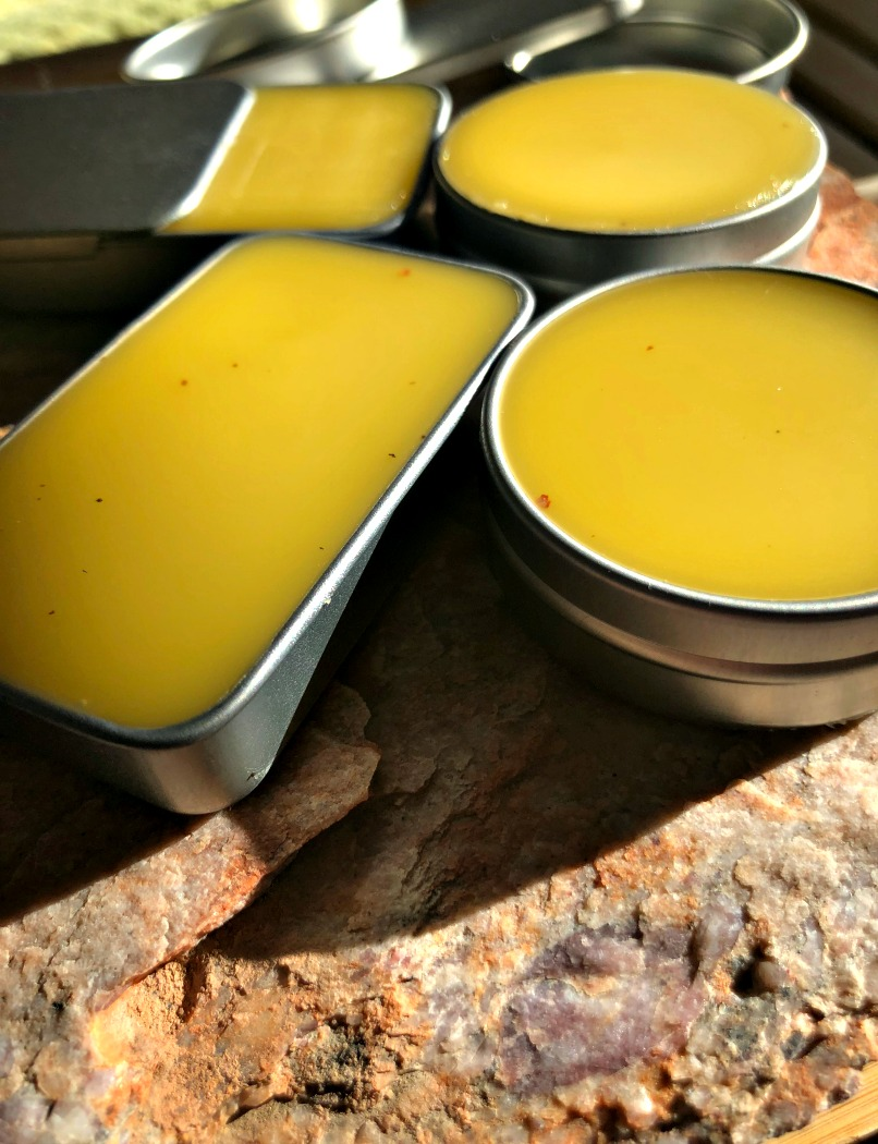Beautiful herbal healing salves.....Easy to make, super inexpensive, and highly effective!