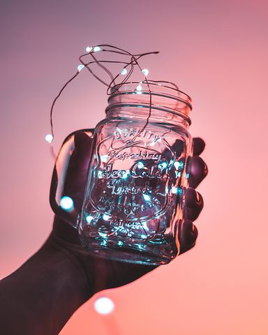 There are lots of options for solar lights that are fun, help save the planet, and also save you some cash!