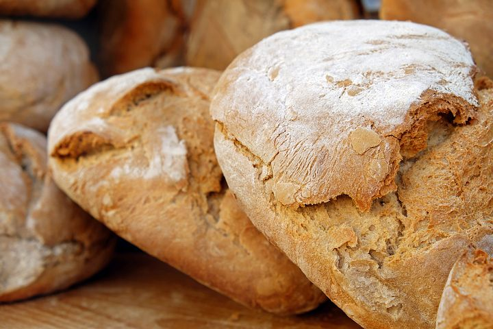 There's nothing better than homemade bread!