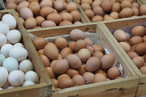 With approximately only 1 in 30,000 eggs harboring any salmonella, raw eggs are most likely ok to eat---if you can stomach them.
