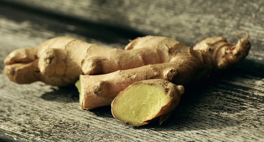 Ginger is an excellent healing herb that is found in most kitchens these days. The powdered ginger is just fine if you don't have fresh ginger available.
