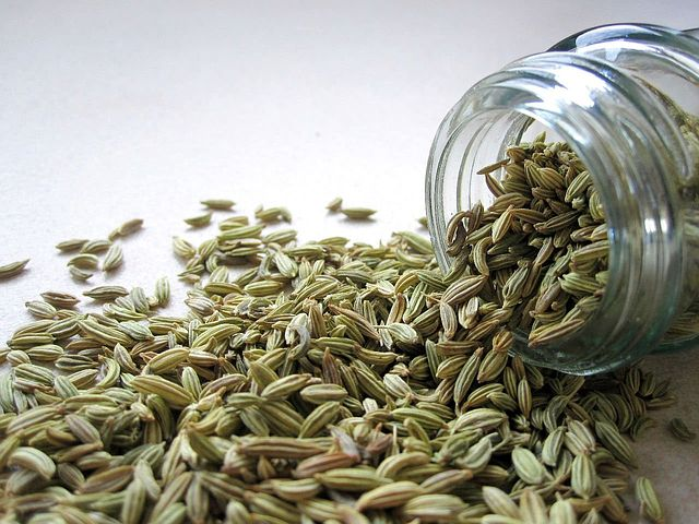 Fennel seeds are delicious! They are also exceptionally helpful for your digestion.  Here is an article with great ways to use fennel.