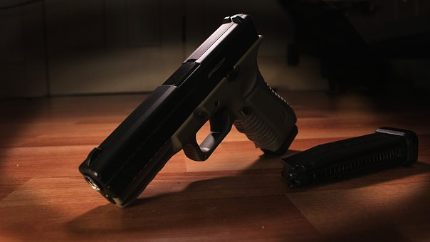 """Many folks want to avoid the """"gun"""" topic. However, the fact remains that you need to be able to protect yourself and your family from potential threats (because they will be there)."""