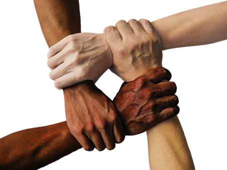 """""""No man is an island,"""" stated John Donne many years ago. And it's true. Have you developed a community of like-minded people who will help and support each other?"""