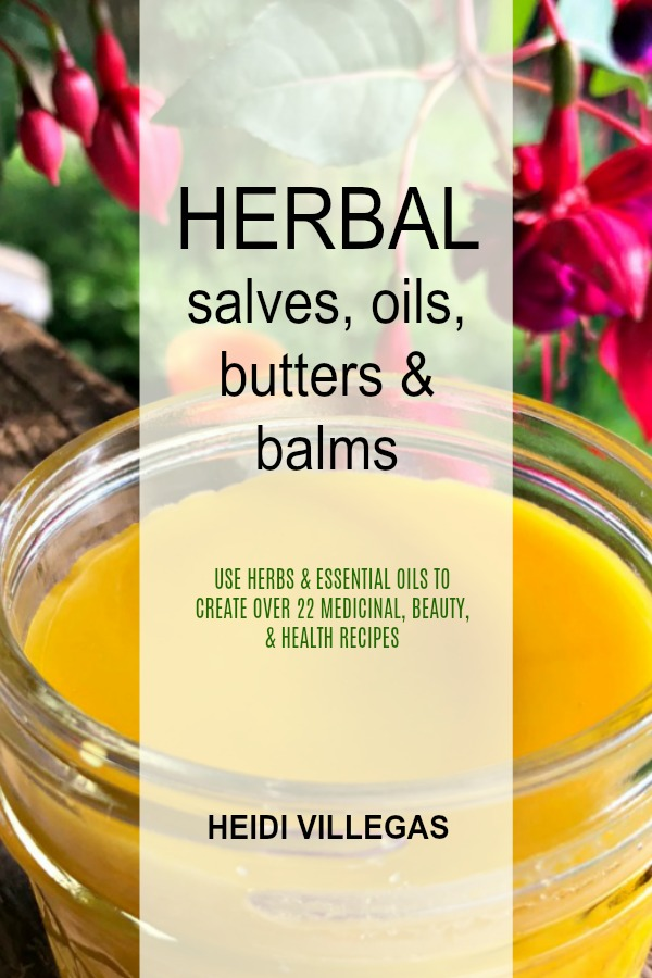 Find out how to make your own herbal salves, oils, butters and balms for health! And beauty! And fun and giving for gifts. #herbal #herbalism #gift #salve #oil #butter #balm #beautybalm #beauty #skin #skincare #health #healthybody #body #herbs #essential #oils #essentialoils #healing #soothing #best #bodybutter