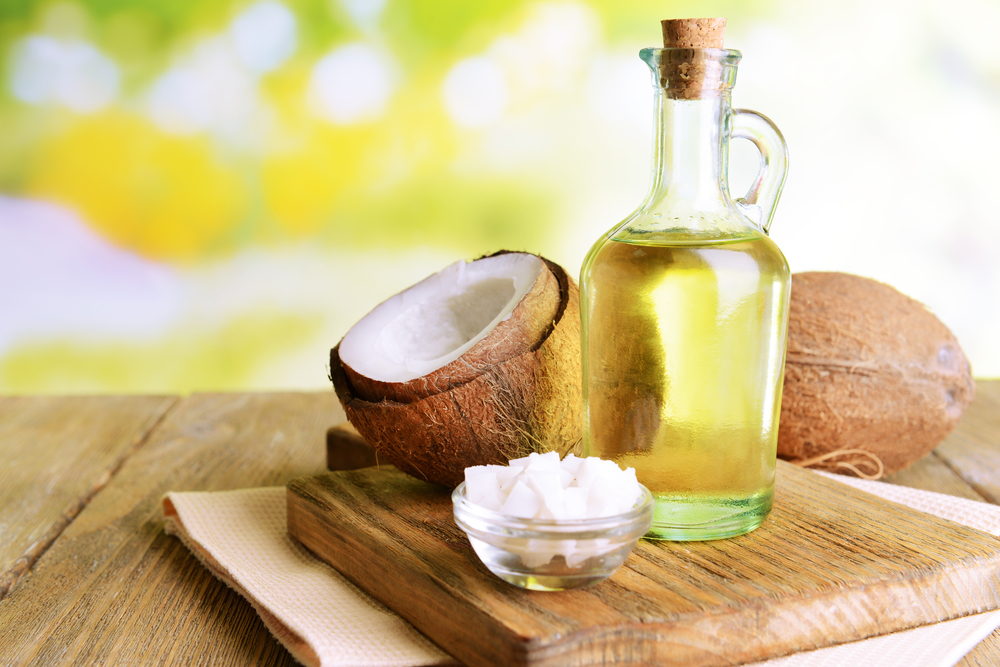 Coconut is an incredible oil for most people. However, some folks (like me) have allergies to coconut oil used topically. Experiment! It's likely you're skin will drink this beautiful sweet smelling oil right up.