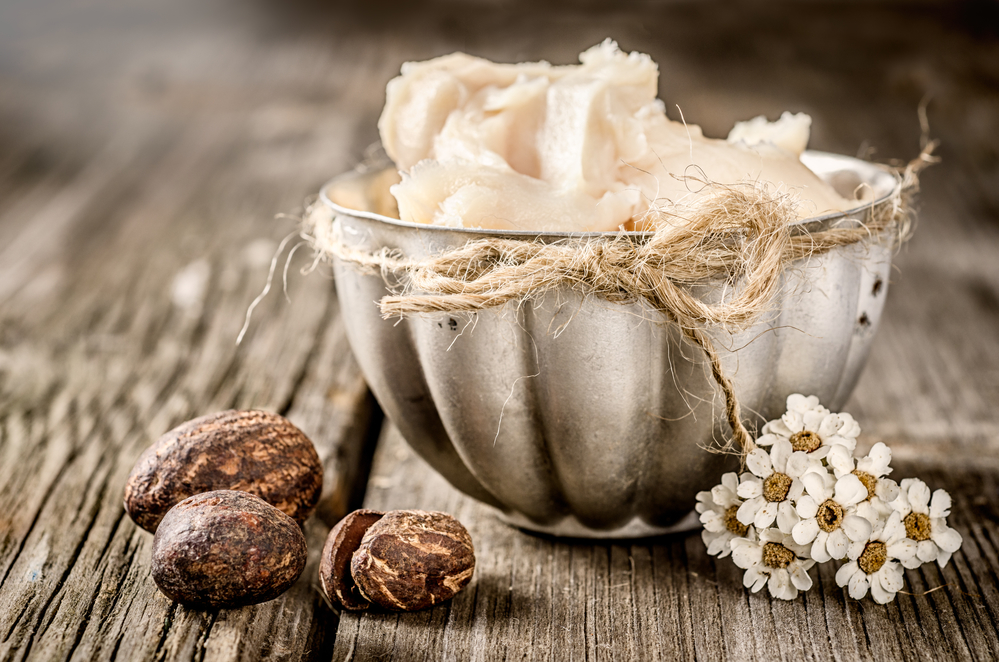 Shea butter is such a beautiful butter to add to your collection of body butters. It can be used alone or in homemade recipes,  like this homemade deodorant .