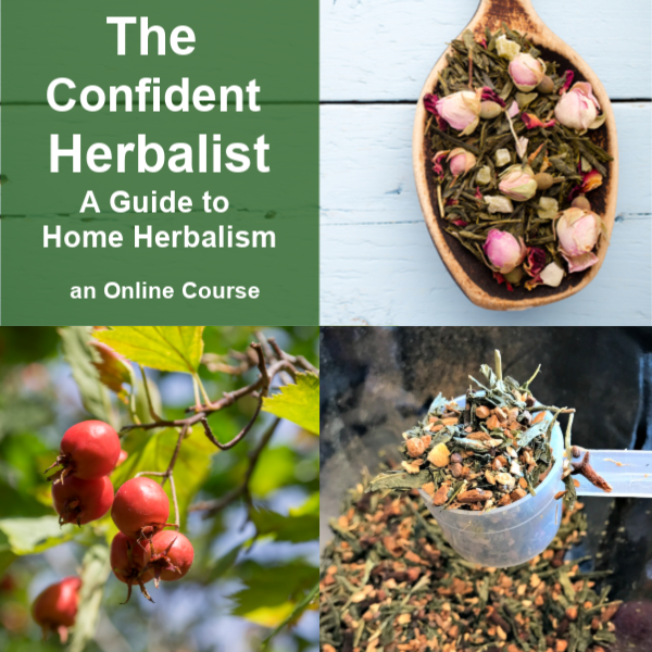 Developing self-sufficient skills are another way to add to your preparedness.  Click here to find out how you can fast track your way into becoming a home herbalist !
