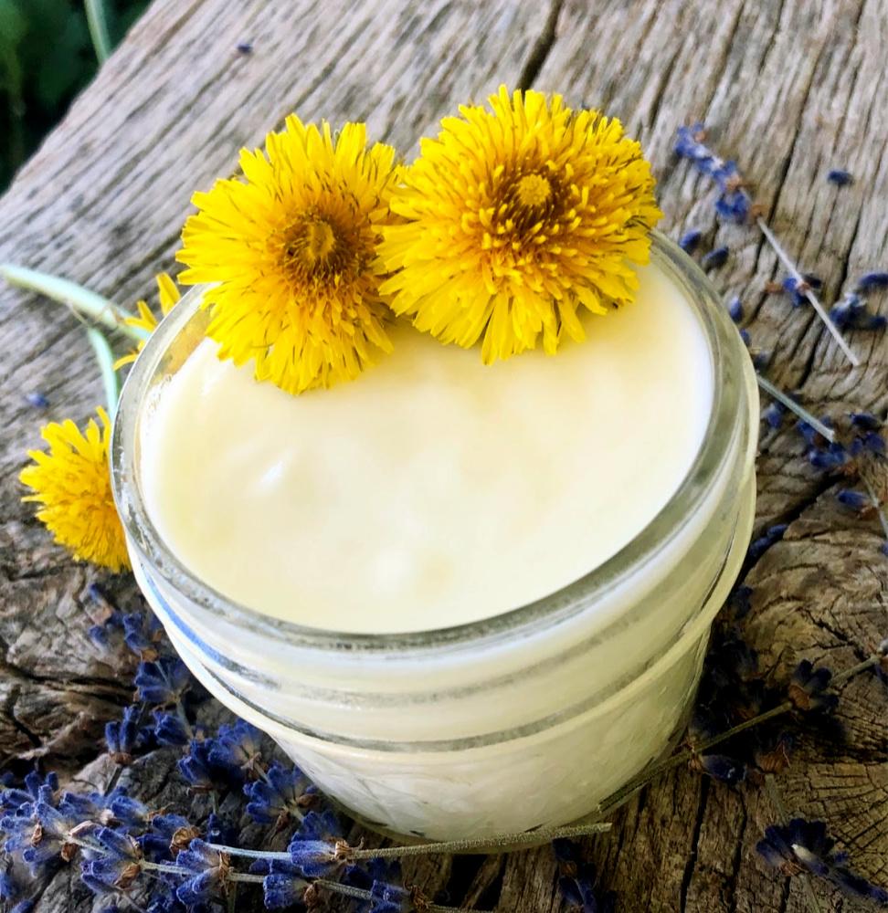 Dandelion Body Cream