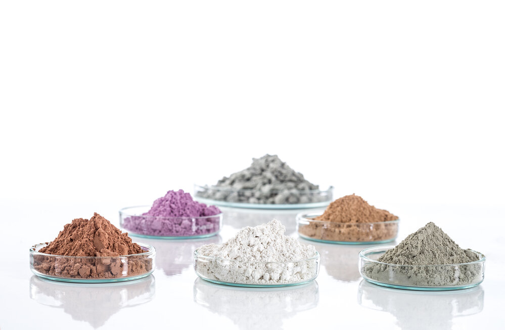 Clays from our good earth are perfect additions for your soap making projects!