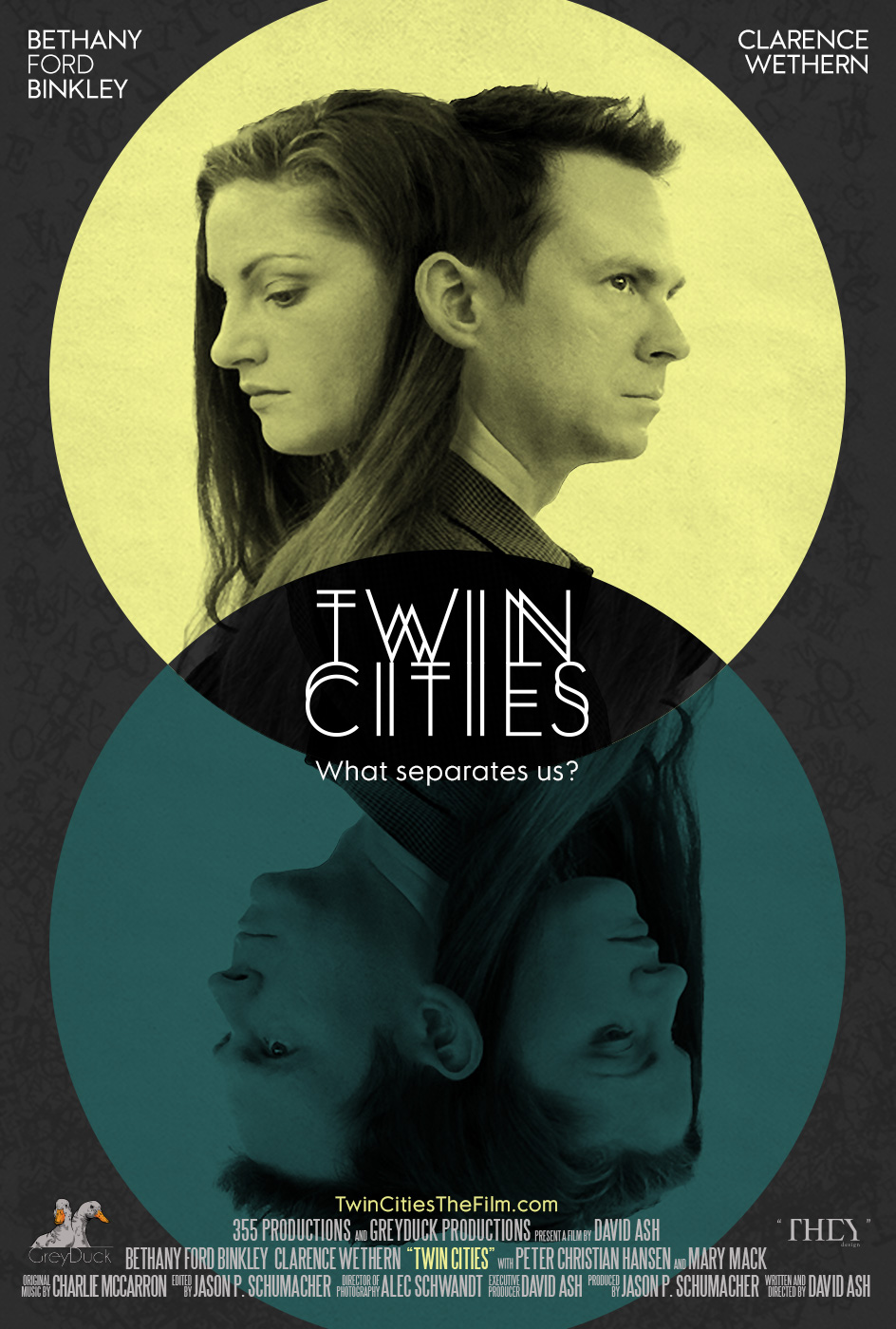 Twin Cities Movie Poster