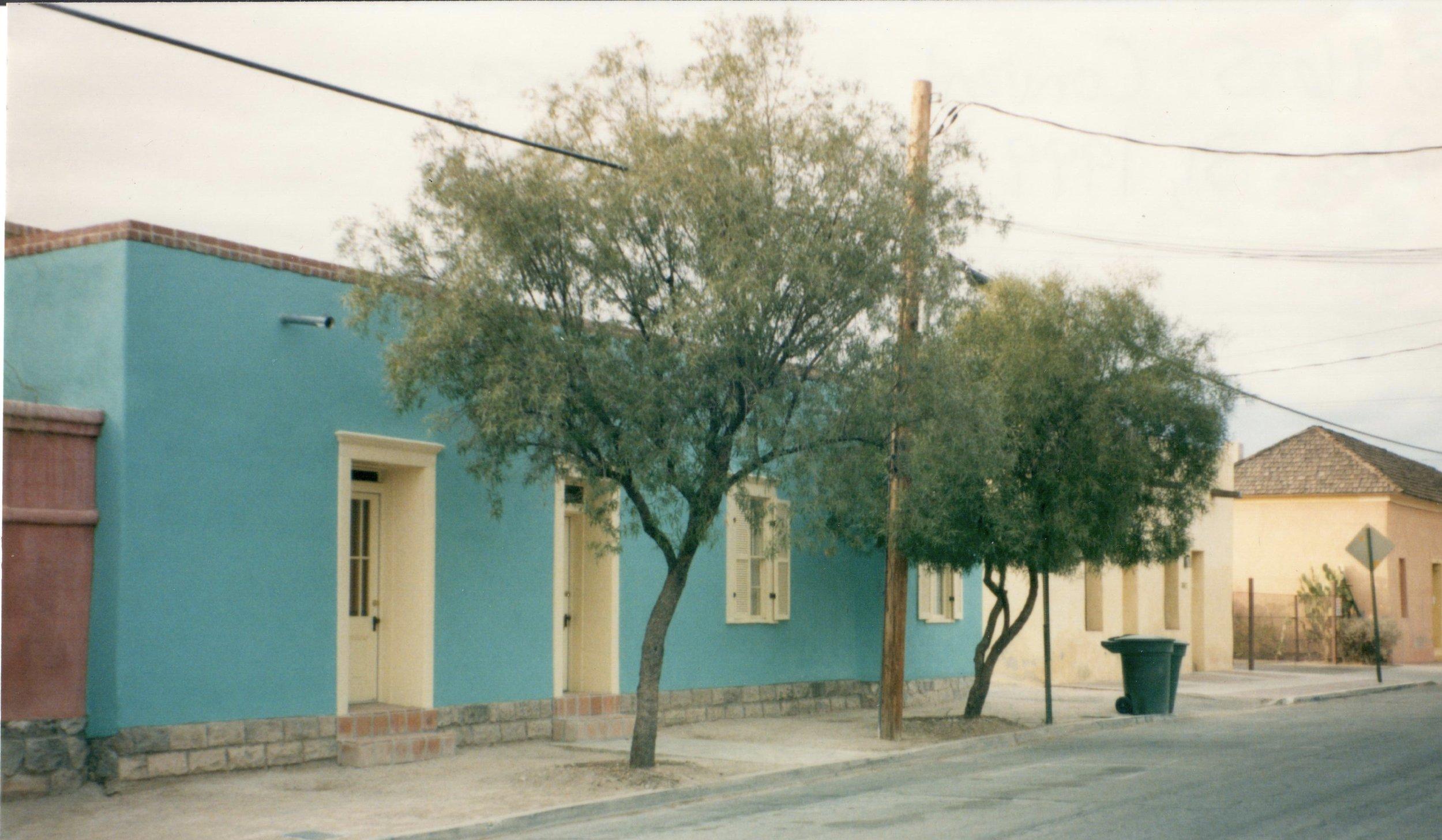 396 S. Convent on Dec. 31, 1999.