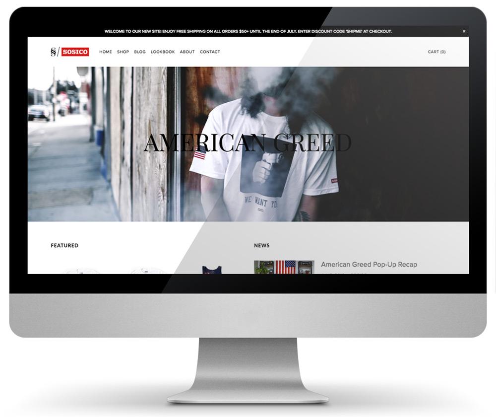 New Website (2016-Present)