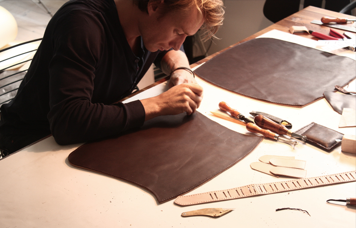 EACH HANDBAG IS CRAFTED BY HAND, THE 'OLD FASHION WAY', PIECE BY PIECE….