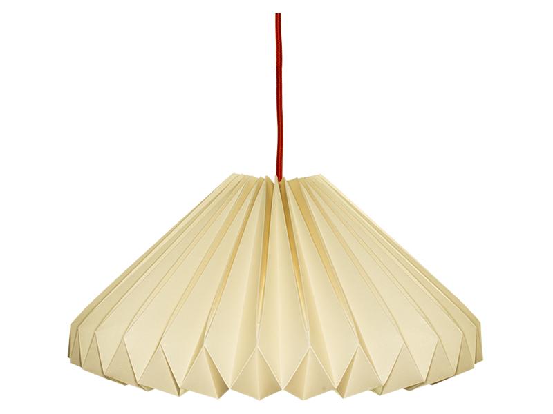 luminária-de-papel-margarida-bege