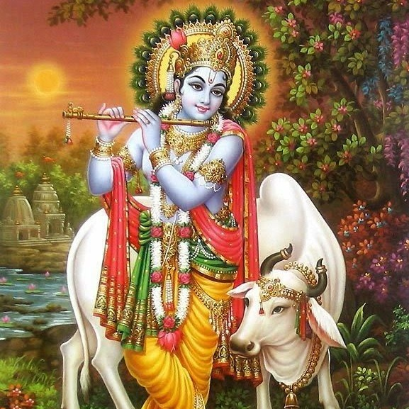 Krishna - Play Your Edge & Practice With LoveKrishna invites us to be playful. He also teaches us to act in accordance with our dharma - to be true to our path in the world.Monthly Lessons:Philosophy Foundation: Who Is Krishna? Bhagavad Gita study (Krishna and Arjuna). What is dharma and the yoga of action?Asana Foundation: Twists, hip openers and forward bendsAnatomy Foundation: Pelvis and CorePranayama and Meditation Practice: Nadi Shodhana