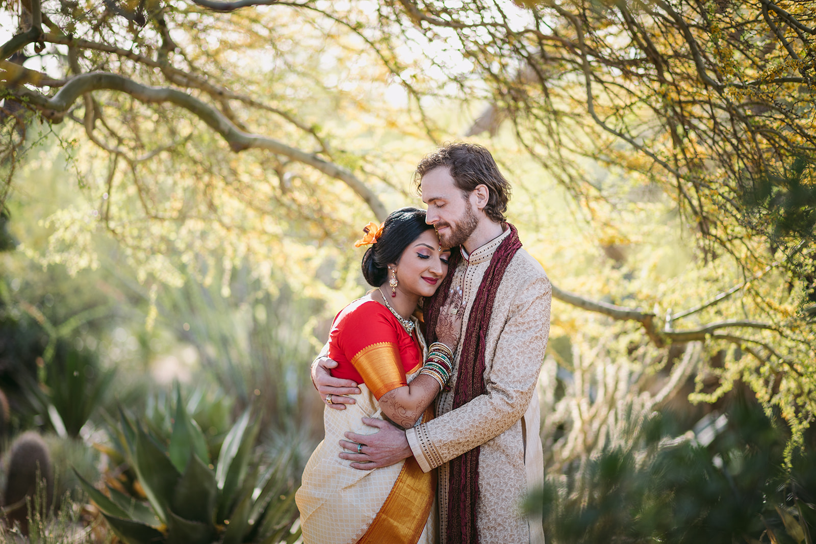 Deepa & Robert's Wedding - See the complete gallery