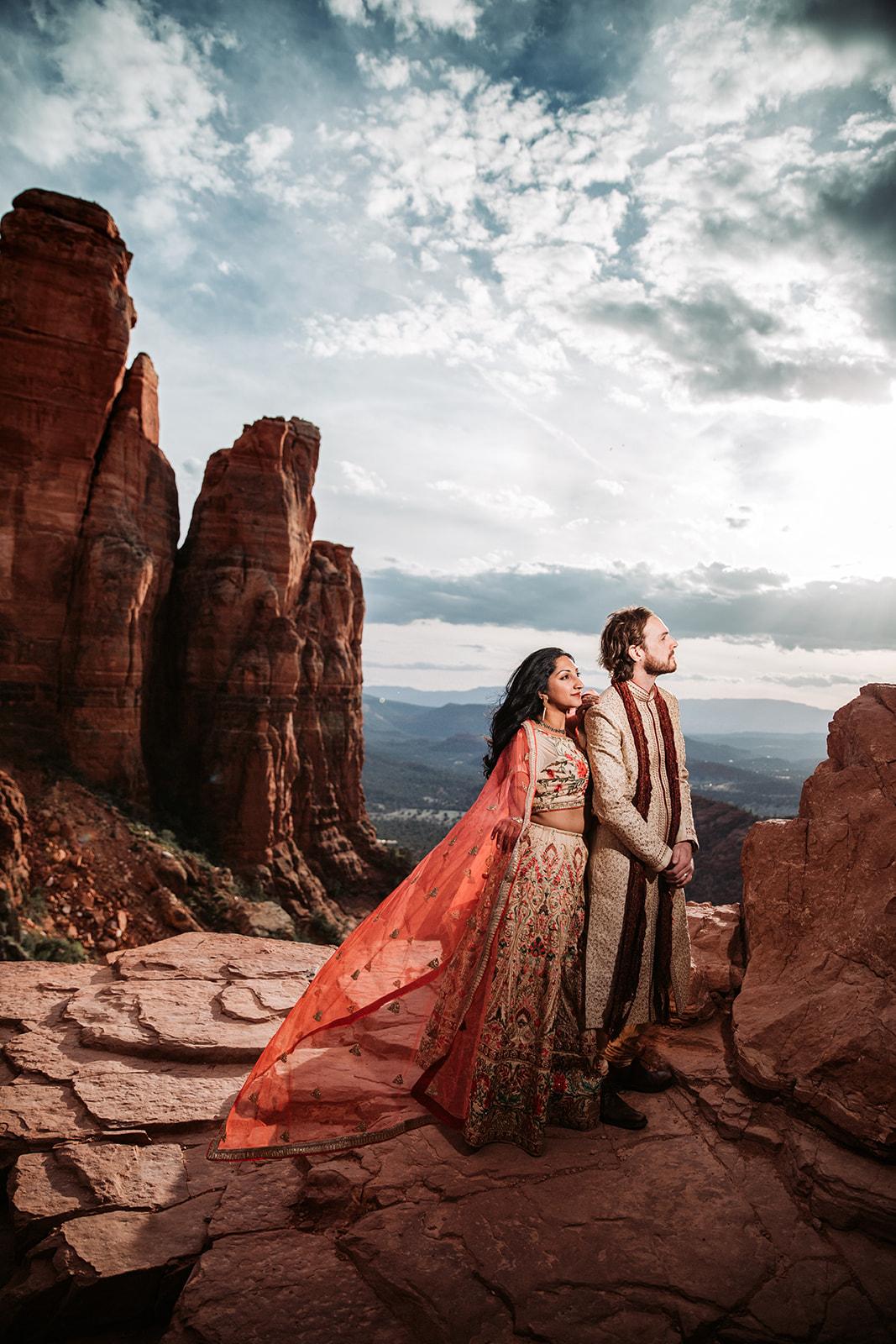Indian Wedding Sedona Arizona