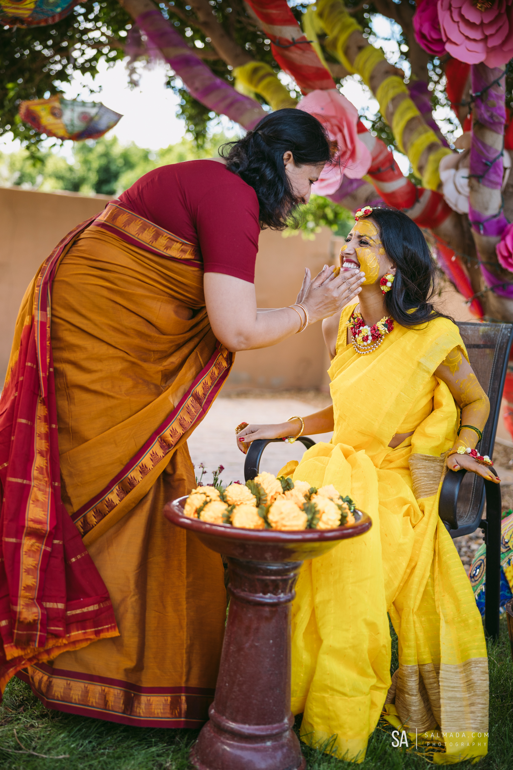 Haldi Indian Wedding
