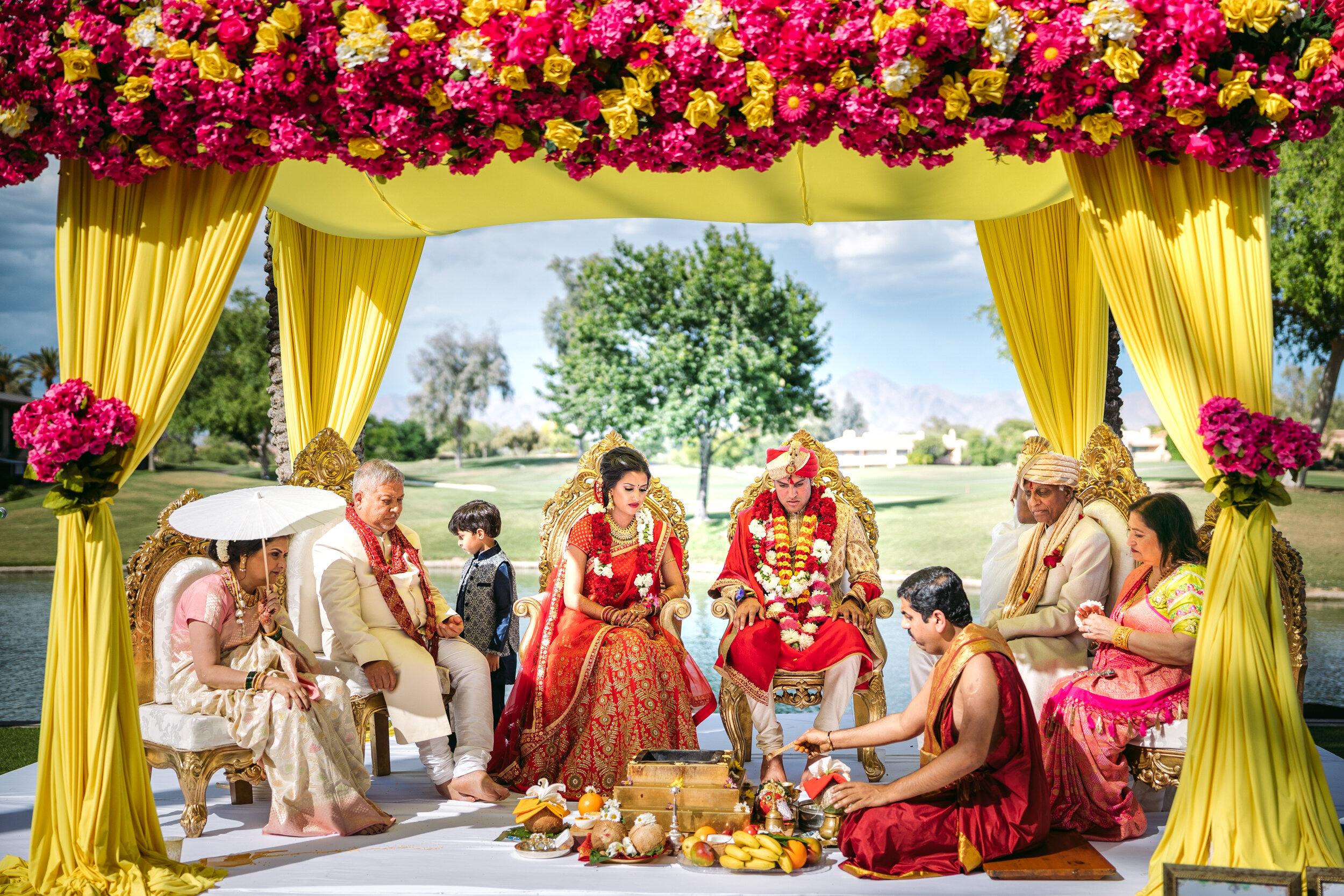 Delightful Details Of A Hindu Wedding