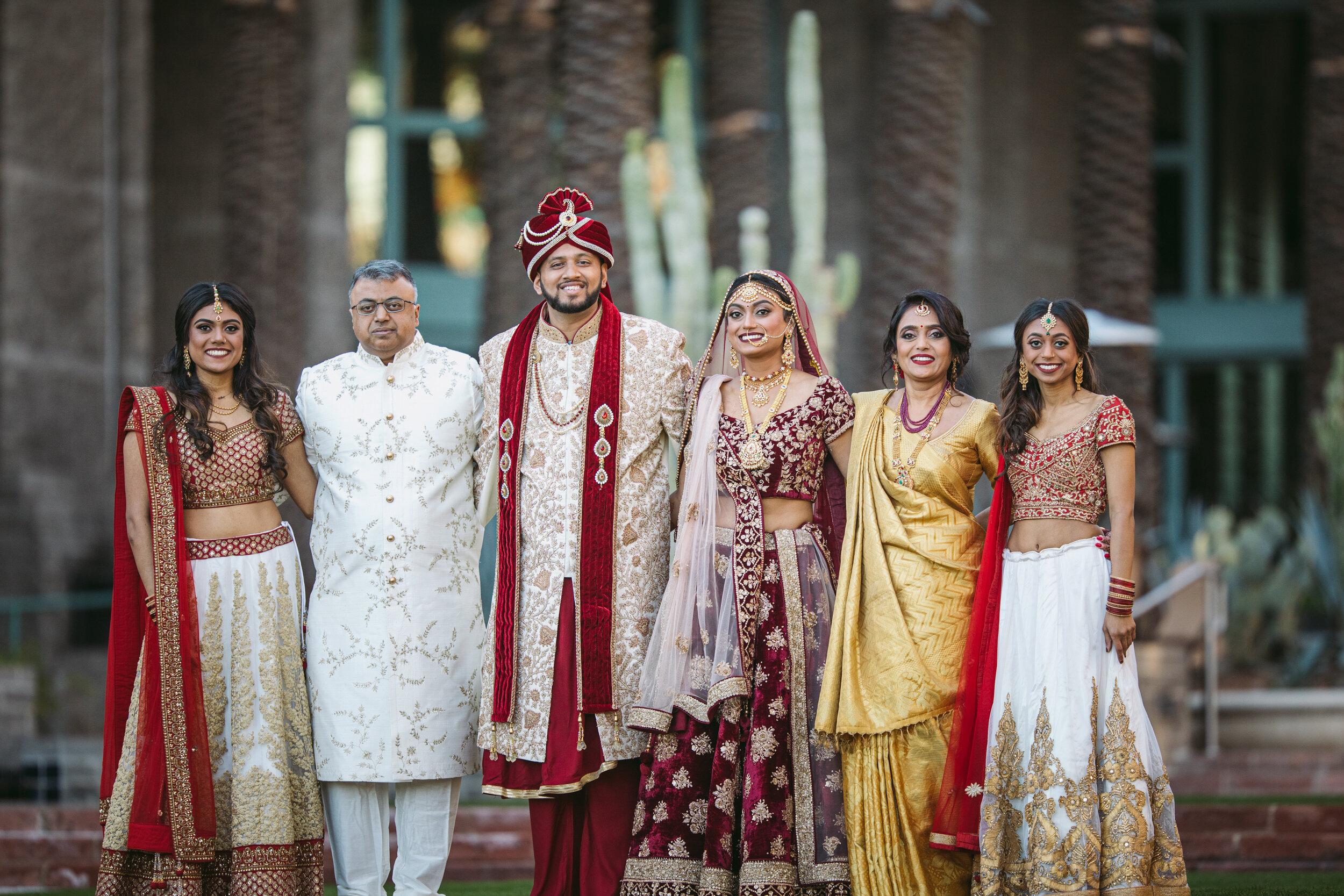 Indian wedding photographer in Phoenix Hyatt.jpg