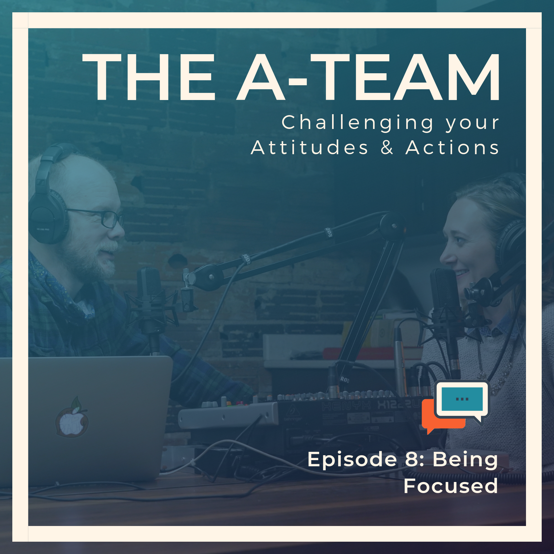 The A-Team Episode 8 Being Focused