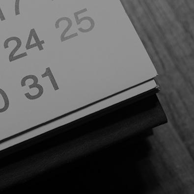 Scheduling -