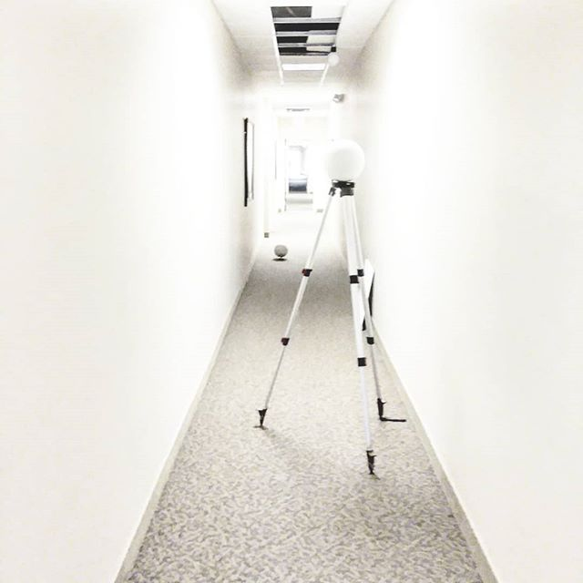 Measuring a maze of commercial office space to produce accurate as-builts. #asbuilt #asbuilts #laserscanning #commercialrealestate #officespace