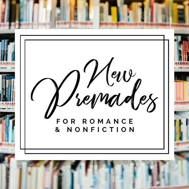 New premades up! Also I'm taking more custom book cover design orders for March! Let me know if have any questions 💥 . . #writersofinstagram #writersofig #amediting #amwriting #amwritingromance #authorlife #indieauthors #nanowrimo #ilovewriting #writerscorner #writersofinsta #amreading #amreadingromance #shelfie #bookcoverdesign #bookcover #bookcoverart #authorpreneur #businesscoachforwomen #entrepreneurmindset #authorbranding #authormarketing #romanceauthor #romance #indiebookcoverdesign #premadebookcovers #romancenovelist #selfpublishing #indiepublishing #indieauthor