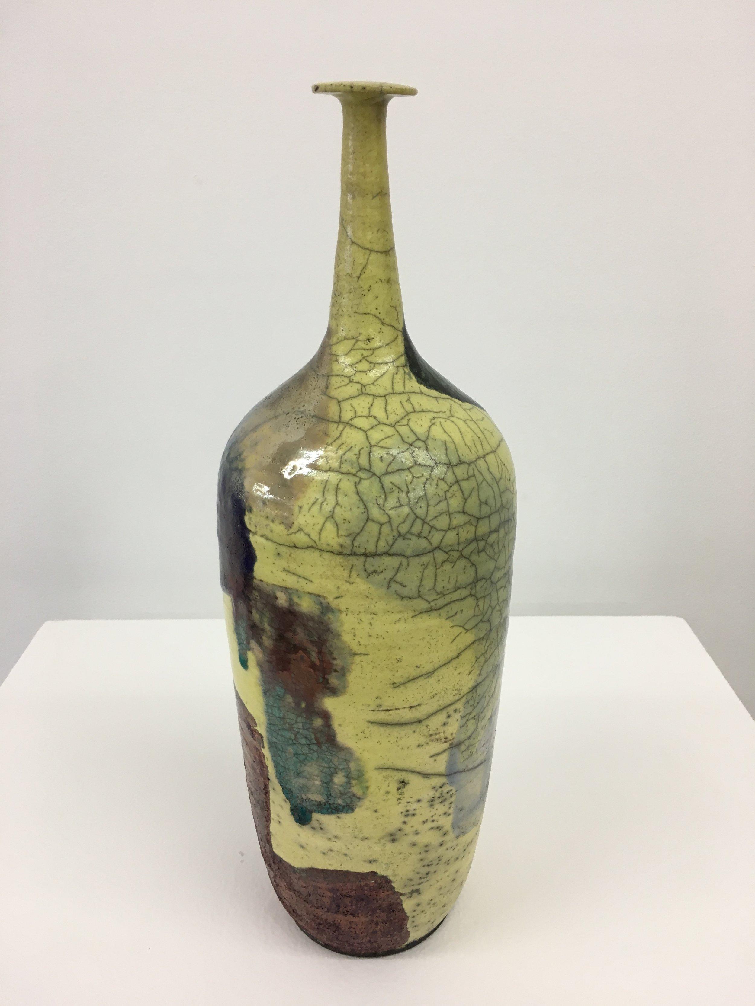 Untitled (23) , 2019 ceramic 14-1/2 in