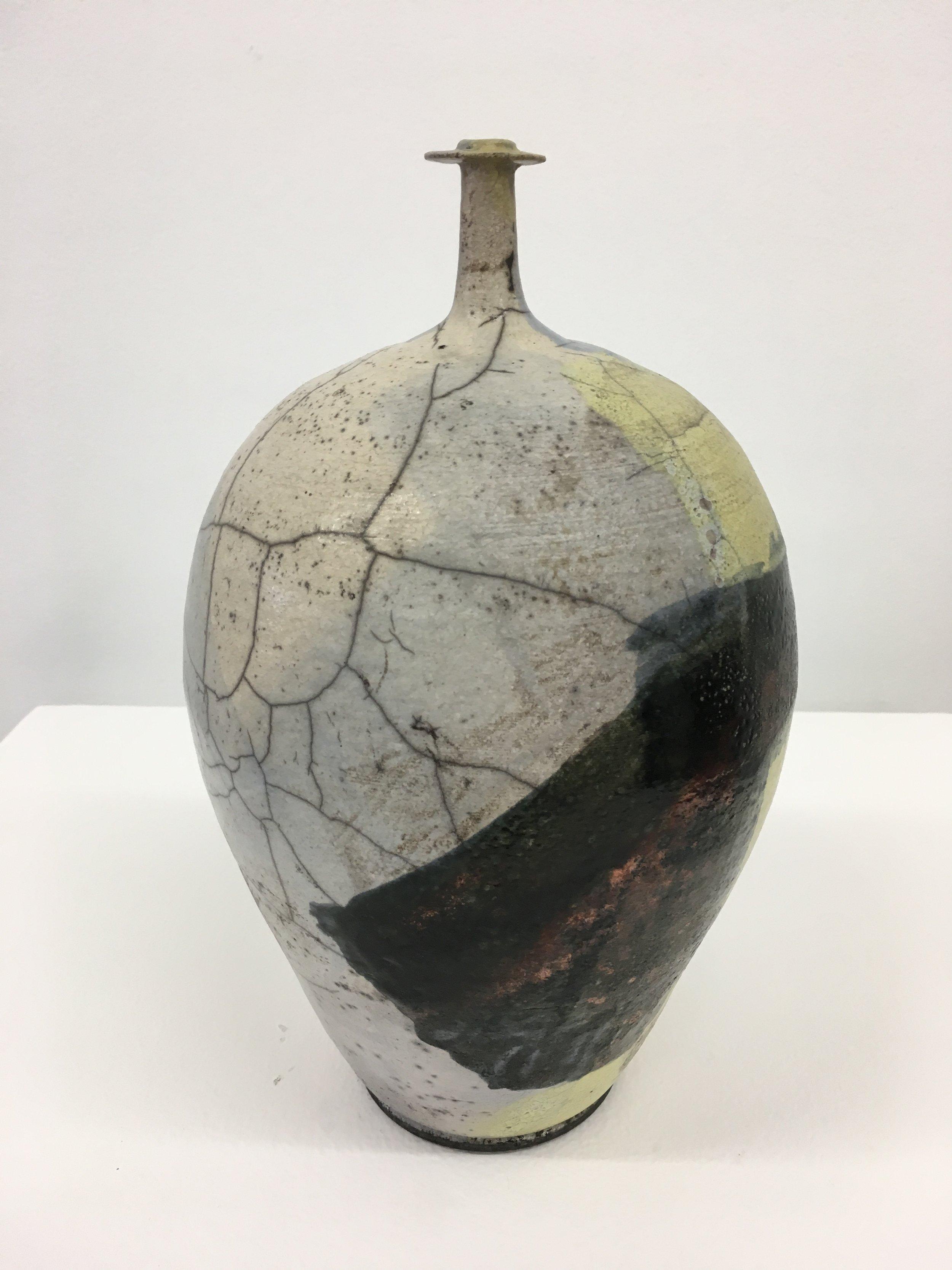 Untitled (25) , 2019 ceramic 10-5/8 in